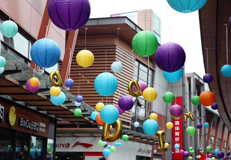 (20 pcs/lot )4'' 10cm Free shipping Chinese paper lantern lamp festival& wedding decoration for choosing wedding lantern BB095(China (Mainland))