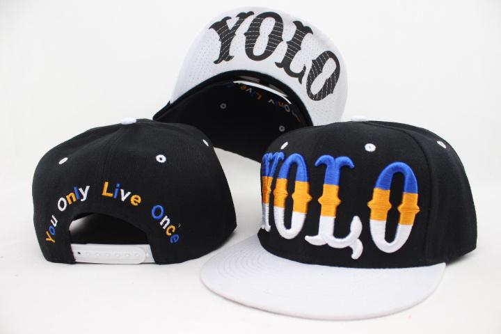 yolo buiten unisex hoed yolo topkwaliteit honkbal hoeden goedkoop yolo    Yolo Snapbacks