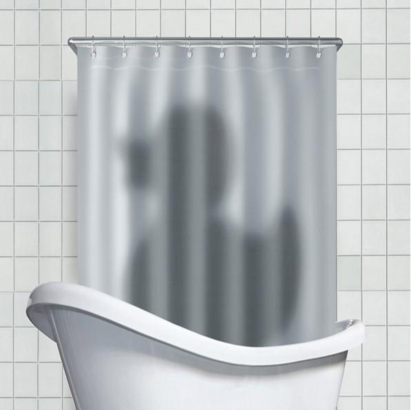 Cortinas De Baño Quality: de la pared 701 en Pegatinas de Pared de Casa y Jardín en AliExpress