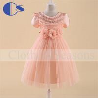 Vestido De Festa Baby Kids Clothes Girls Frock Designs Summer Dress 2014 Lace Children Wedding Dress For Girls