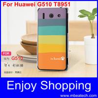 1 pcs free shipping Huawei Ascend G510 hard case U8951 T8951d huawei g510 case cover