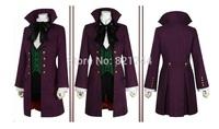 Black Butler Season 2 Earl Alois Trancy Cosplay Costume Luxury VERSION Halloween Gift any size