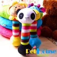 2014 new Super cute  pet plush toy pet toy dog Molar toys  plush toys for dog length 25cm