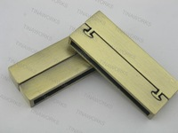 FREE SHIPPING 10 Sets 44.5x4.0mm Strong Matte Anti-Brass Magnetic Clasp for Brazil Bracelet