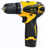 The 12 v electric lithium rechargeable drill multi-purpose electric screwdriver screw batch of electric screwdriver
