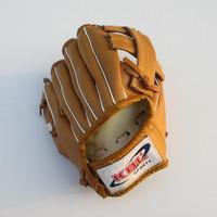 Environmental baseball glove KBL children to practice baseball glove baseball glove leather kids 8 inches fortress ball glove