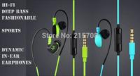 In-Ear Hi-Fi Dynamic Sport Headphones,Earphones,Noise-isolating,Waterproof,For iPhone,iPad,HTC,LG,Samsung,Nokia,XiaoMi