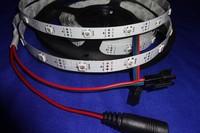 5m DC5V APA-104pixel srip,non-waterproof,30pcs APA104 LEDs/M with 30pixels;36W;white pcb;4pin