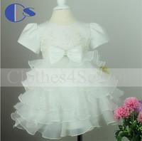 Retail Princess Baby Infant Toddler Baby Clothing Girls Frock Designs Summer Dress 2014 Baby Girls Dress Vestidos Infantis