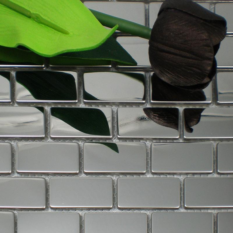 Subway mosaic tile