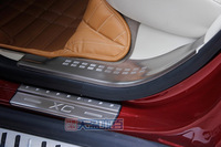 Volvo XC60 2010-2013,Door Sills/Sill Strip, Scuff Plate,8pcs,Stainless Steel,Auto Accessory,Free Shipping