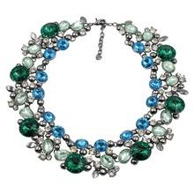 2014 NEW hot sale Z fashion necklace collar bib Necklaces Pendants statement necklace choker Necklaces jewelry