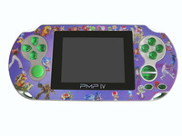 2014 The NEW & hot  Cartoon game console for many  games Video  MP3 music player  FM  E-book good quality  freeshipping