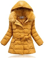 free shipping   2014  new  arrive  Children  girls' long down jacket   ,down  coat  child winter clothing