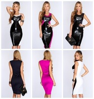 new arrival 2014 bodycon Bandage maxi victoria beckham maxi dresses Plus Size Dresses Sexy Club Wear Plus Size Dress