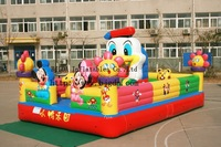 Inflatable trampoline,Inflatable castles,inflatable bouncer model-9