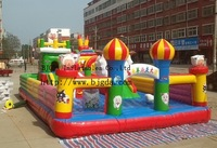 Inflatable trampoline,Inflatable castles,inflatable bouncer model-4