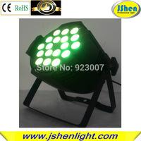 led par 64  hot 18pcs  10W 4in1 RGBW Led Par Light