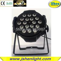 professional led par 64  18pcs 10W 4in1 RGBW Led Par Light