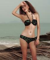free shipping ! High quality ladies' bikini sexy swimwear