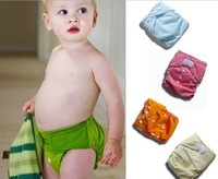 Loveis!Nappy Changing Sets New Unisex Adjustable Baby Infant 1 Nappy Diaper+ 1 insert Reusable Washable Cloth 9 Colors -PY-PY