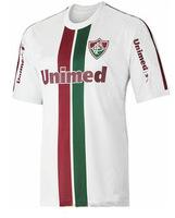 2014 Fluminense jersey away 2015 3A+++TOP thai quality Fluminense 14/15 soccer jersey free ship football shirt wear unifrom