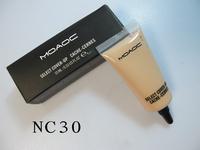 1pcs retail NO160 makeup concealer,10 colors free shipping