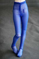[wamami] 10# Blue Fishnet Pants/Stockings 1/3 SD DZ BJD Dollfie