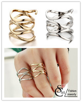 2014 fashion new arrive punk finger ring , Mix $10 Free shipping
