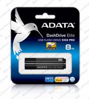 Free Shipping ADATA DashDrive Superior Series Valua-Driven Pro USB 3.0 FLASH DRIVE S102 8GB