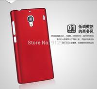 top quality, scrub hard case, colorful matte case for xiaomi red rice, xiaomi hongmi, xiaomi hongmi 1s, free screen protecor