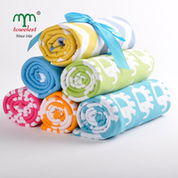 New 2014 kids blanket 80*100CM 100% Cotton knitted blanket bedding set throw rugs Quilt ultra soft and natural Maomaoyu Brand