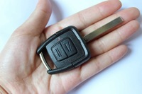 High Quality Opel 2 Buttons Remote Key Shell Case Blank Cover + Free Shipping