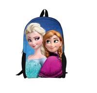 Free Shipping 2014 New Style Children Frozen cartoon brand  kids Children's school Student book bag for girls