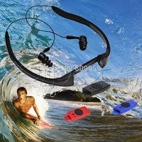 waterproof mp3 waterproof MP3 swimming Waterproof MP3 arm head mount waterproof P3