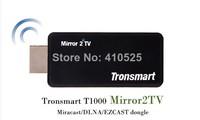 Tronsmart T1000 Miracast Dongle HDMI Wireless Display DLNA Ezcast Mirror2TV IPTV Android TV Stick 20 pcs