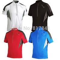 Endura Cycling jersey 2014 Cycling Clothes /Cycling wear/ Cycling short sleeve jersey bicycle clothing YKK zippers men