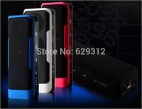 Free DHL!30pcs hot 2in1 USB Portable Power Bank 4000mah+mini Bluetooth Speaker Wireless Speaker External Battery Charger TF/FM