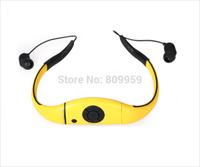 Head mounted integrated waterproof swim MP3 8G waterproof sports jogging outdoors FM