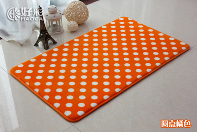 Shop Popular Orange Kitchen Rugs from China