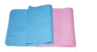 Free shipping 66*14cm sports cool ice towel PVA hypothermia towel Chamois Towel  Yoga towel  20pcs/lot