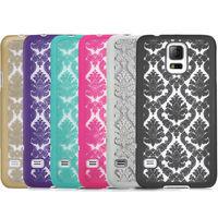 Free shipping Damask Vintage Pattern Matte Hard Back Case Cover for Samsung Galaxy S5 V i9600