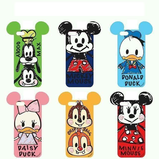 Donald Duck Iphone 5s Case Scrawl Case Donald Duck