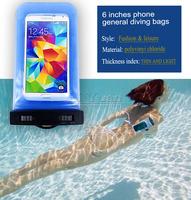 Xiaomi Mi3 Sport Running Armband Durable PVC Waterproof Phone Underwater Case Bag For Lenovo P780 K900 For Nexus 5 LG G2 G3