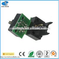 2014 new smartcard bolsa de papel  toner reset chip for FonderFZ-A6100  laser cartridge