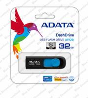 Free Shipping ADATA DashDrive USB 3.0 FLASH DRIVE UV128 With Thumb Activated Capless Design 8GB 16GB 32GB