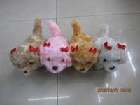 Free shipping Frizzily dog Electric dog Back Electric plush dog electronic dog Back