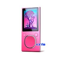 Great Digital Media Player Fashion Style 0.25-Zune-4G-Pink