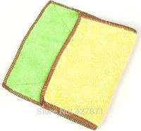 27*17cm Fast Drying Microfiber Waffle Weave Dishcloth Kitchen Towels Microfibre Dish Cloth