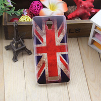 plastic cute cartoon case print drawings PC cover  For Lenovo S660 + gift